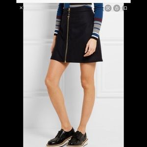 Acne wool skirt - size 36/small